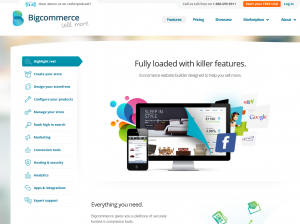 BigCommerce (click to enlarge)