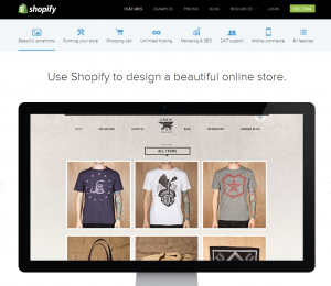 Shopify (click to enlarge)